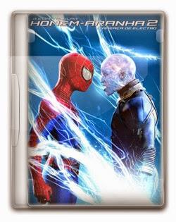 O Espetacular Homem Aranha 2: A Ameaça de Electro – BDRip AVI + 720p Dual Áudio + RMVB Dublado