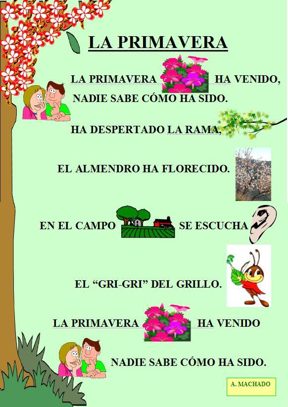 Poema De La Primavera