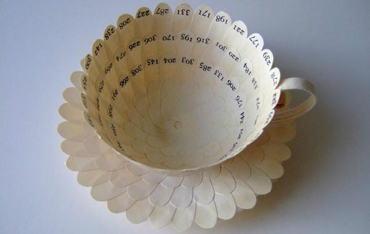 Delicate Paper Teacups Most Amazing Art Wallpaper Hungama