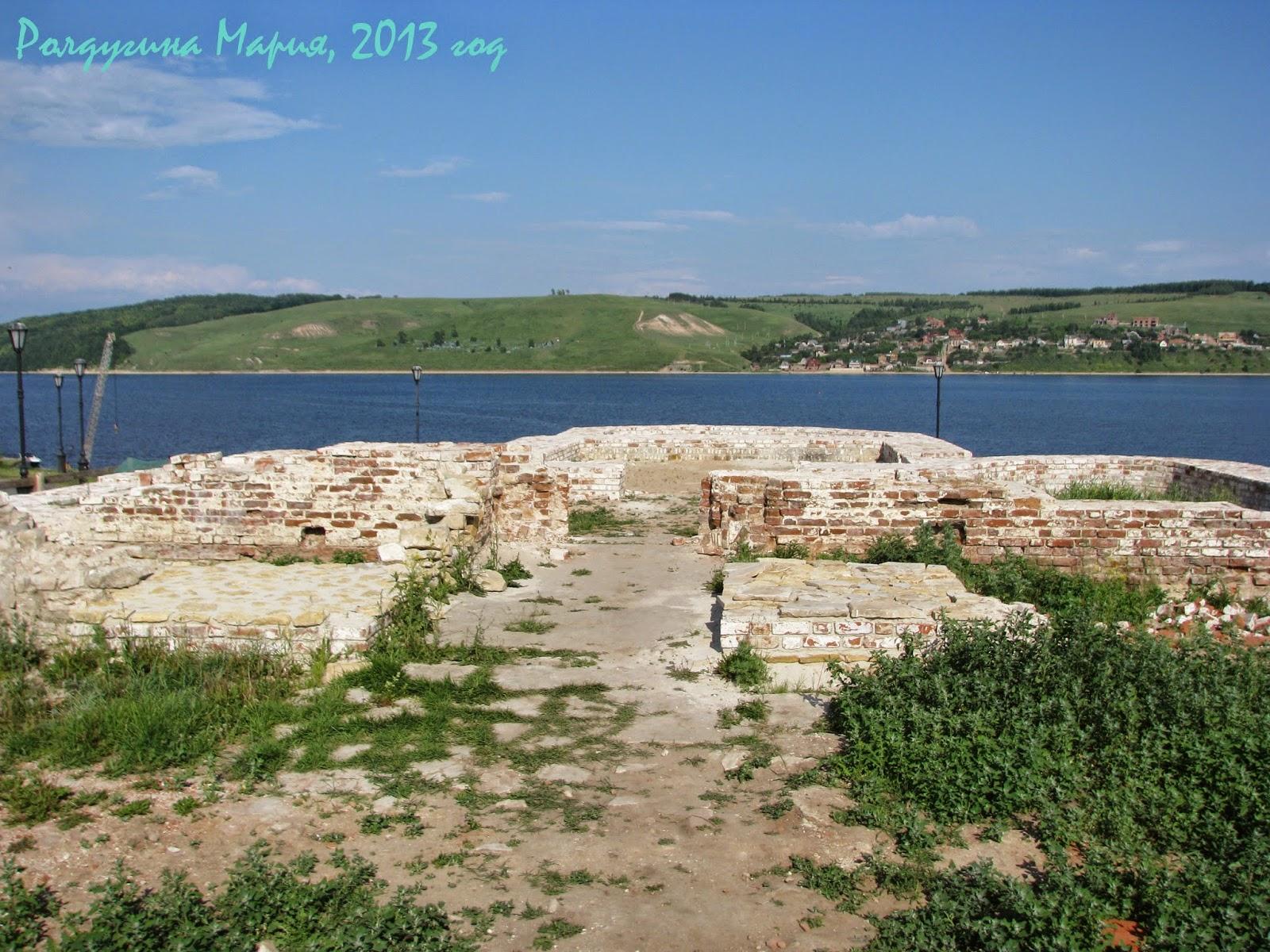 Свияжск фото руины
