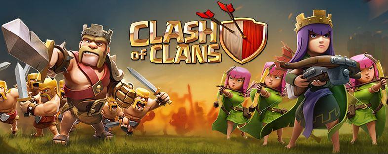 Main 2 Akun Clash Of Clans di Satu HP