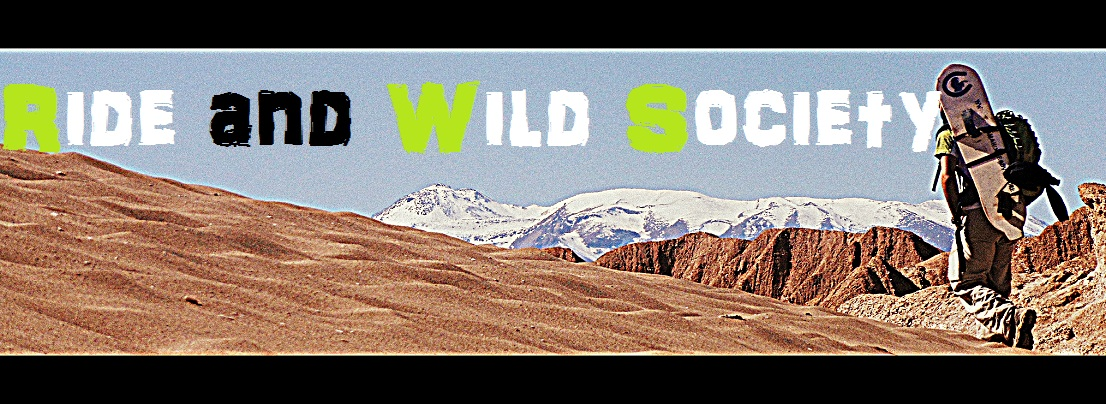 Ride and Wild Society