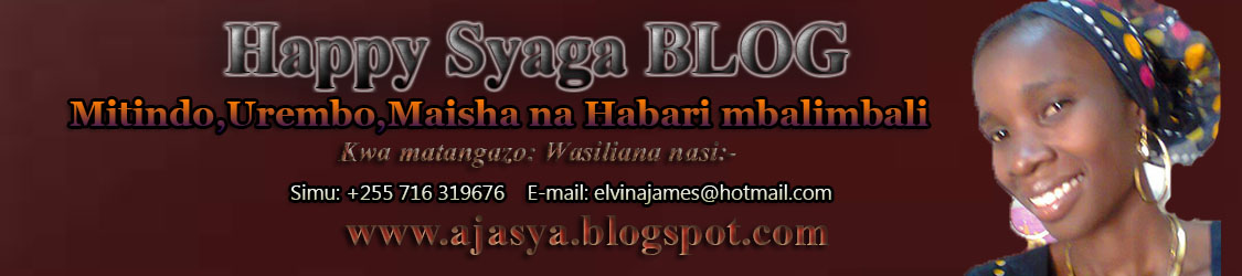 Happy Syaga BLOG