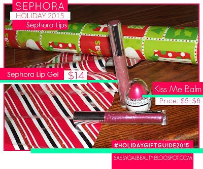 Sephora Lip Gel & Sephora: Kiss Me Balm