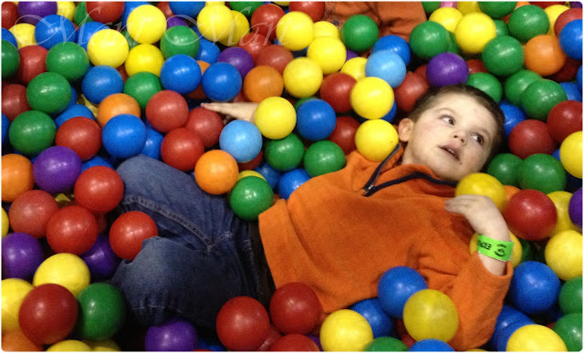 Ball Pit Party