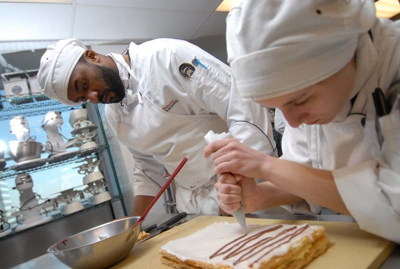 chef and culinary school The culinary arts professional culinary/cook certificate program provides the  basic skills and practice needed to start a career as a professional cook.