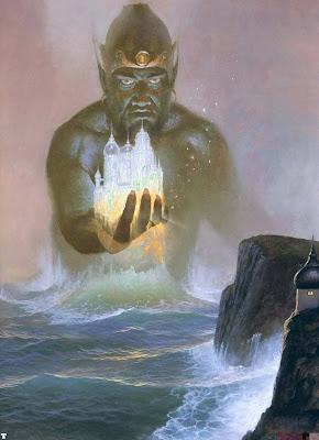 Jin dalam kekuasaan Nabi Sulaiman