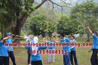 outbound selecta malang