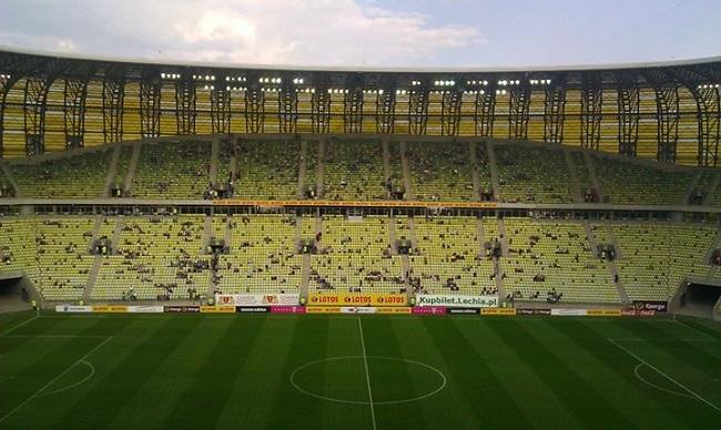 Stadion Lechii Gdańsk - fot. Tomasz Janus / sportnaukowo.pl