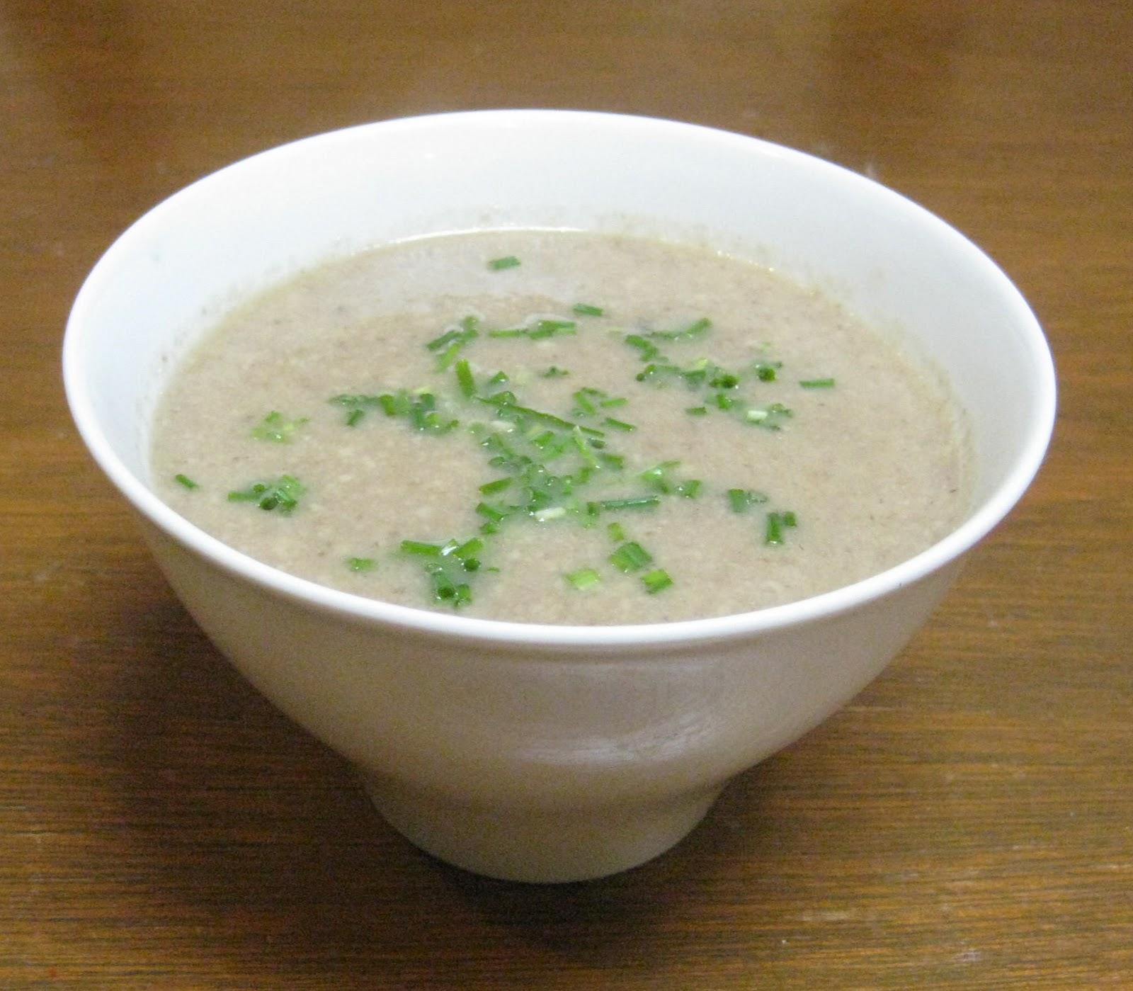 Flavors of the Sun: Anthony Bourdain's Mushroom Soup