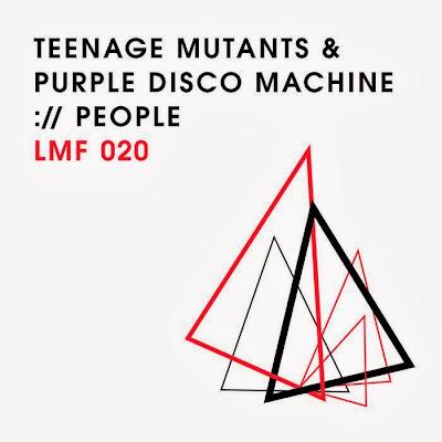 Teenage Mutants & Purple Disco Machine - People