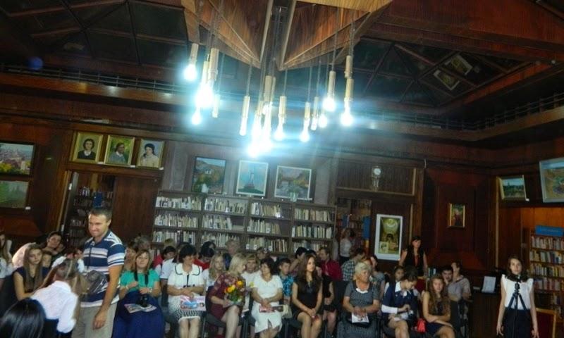 Festivalul International de Poezie Renata Verejanu dans Renata Verejanu
