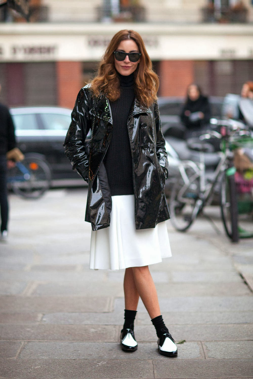 Razzle Dazzle Rose Street Style Haute Couture Spring 39 14
