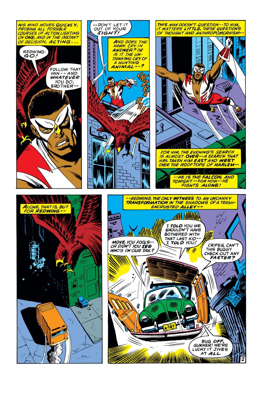 Captain America (1968) Issue #149 #63 - English 3