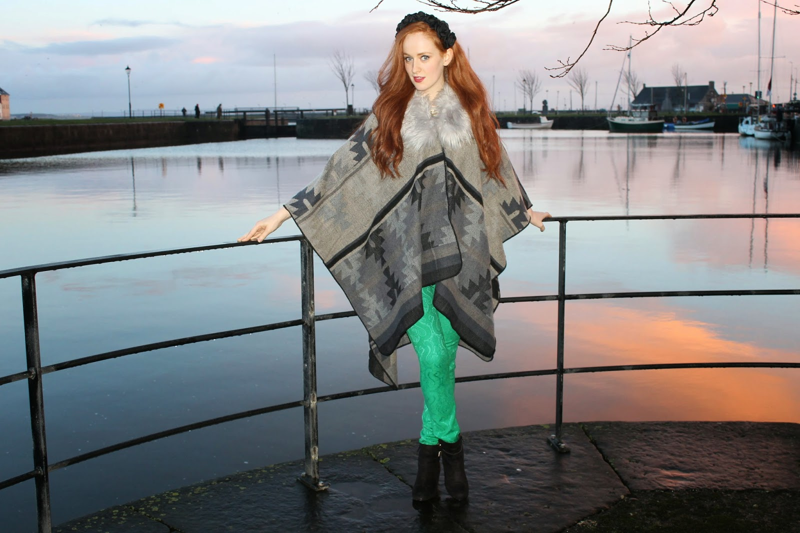 Stephanie Casserly model galway