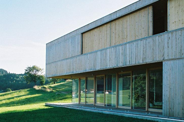 Sabo Architekten casas ecologicas casas ecologicas en los alpes alemanes