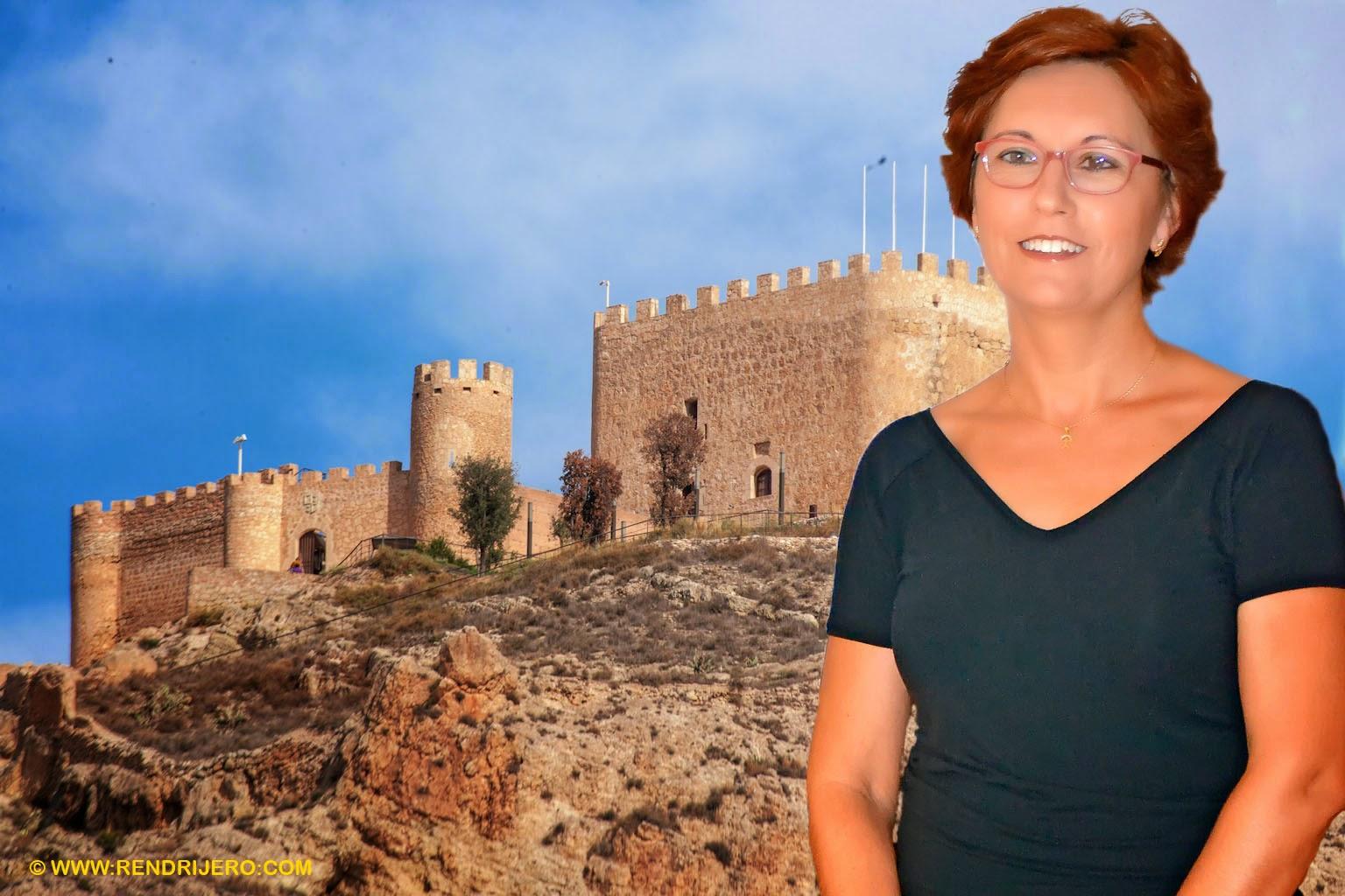 Candidata a la alcaldía de Jumilla en 2015 por el PSOE