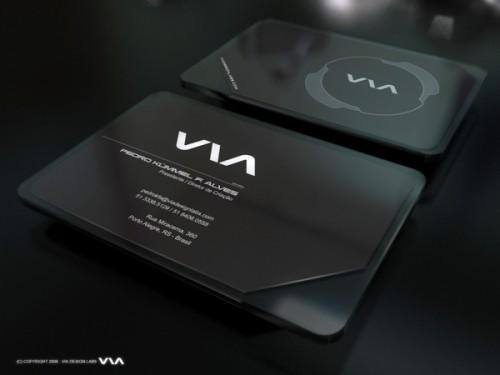 135 best black business cards mow design graphic design blog 50 sexy elegant black business cards colourmoves