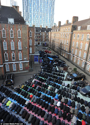 jemaah di london