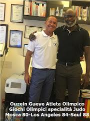 Ouzein Gueye Atleta Olimpico