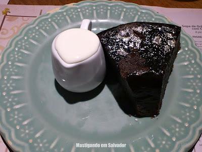 Tortarelli Café: Torta Búlgara