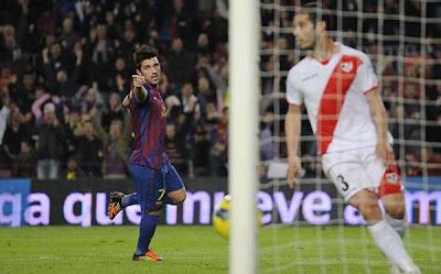 Barcelona 4 - 0 Rayo Vallecano (3)