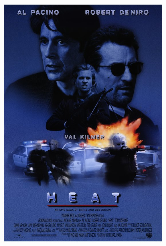 CLASSIC MOVIES: HEAT (1995)