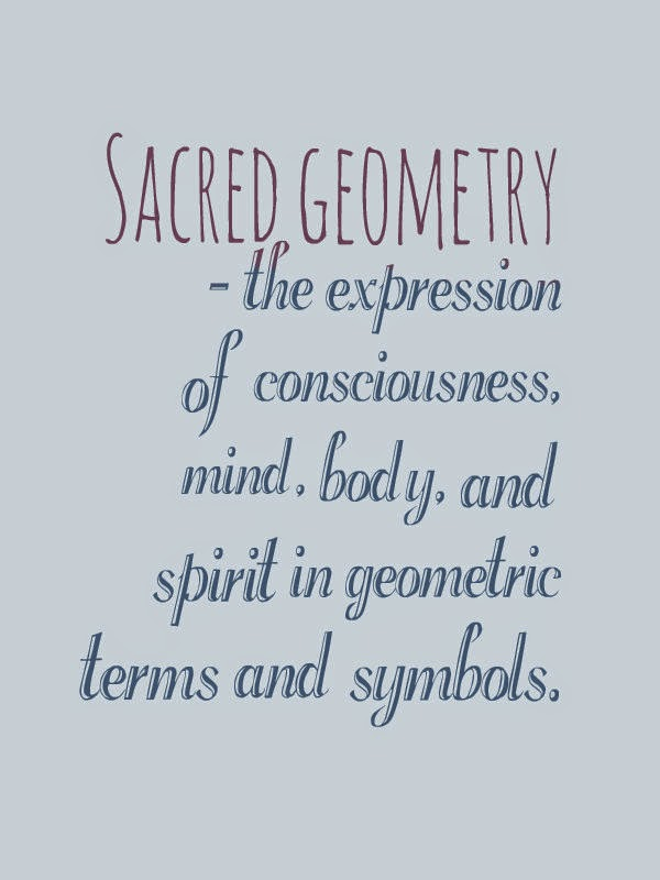 Peace In Mind Sacred Geometry Symbols Rediscovered