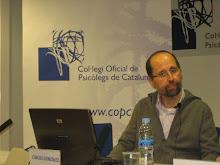 Vídeo de la charla en el Colegio de Psicólogos de Cataluña 5-2-2013