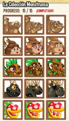 dragones de la coleccion monstruosa