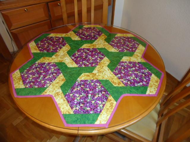 Madeleineleine nuevo tapete de mesa for Tapete mesa