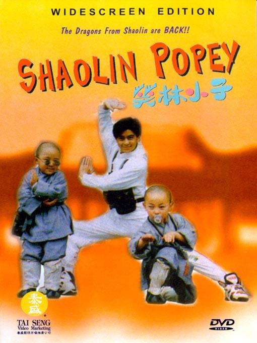 Thiếu Lâm Tiểu Tử - Shaolin Popey