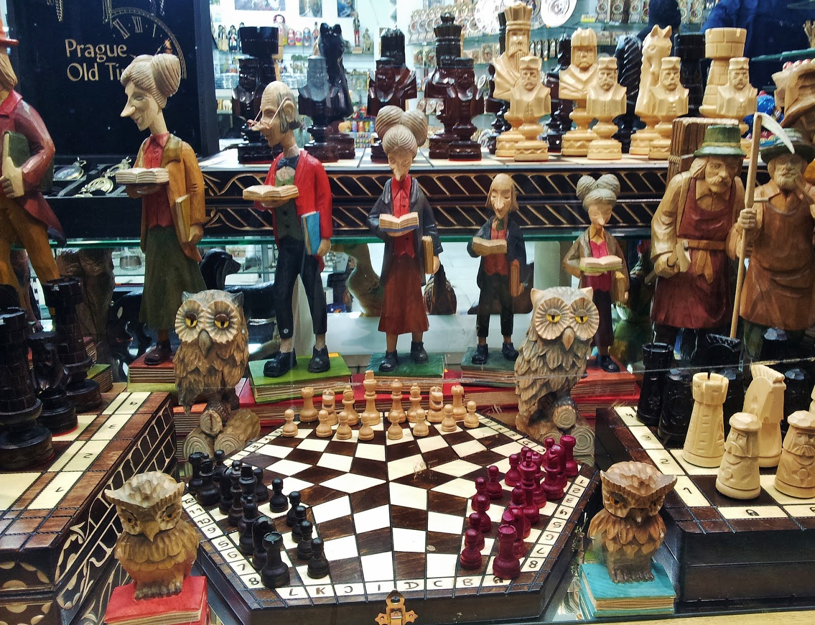 Owls Chess Prague