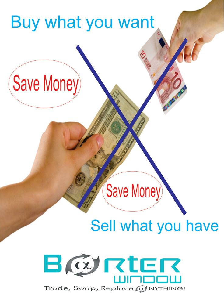 advantages and disadvantages of bartering