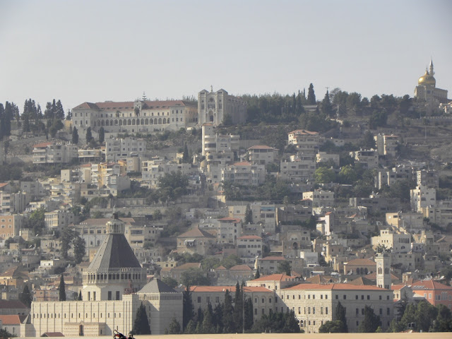 Nazareth city