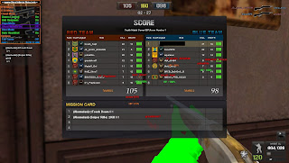 Cheat PB Point Blank Universal Brust Mode 23 September 2012 Terbaru