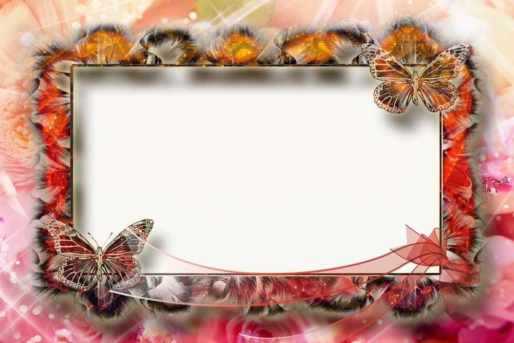 love frame | psd frame