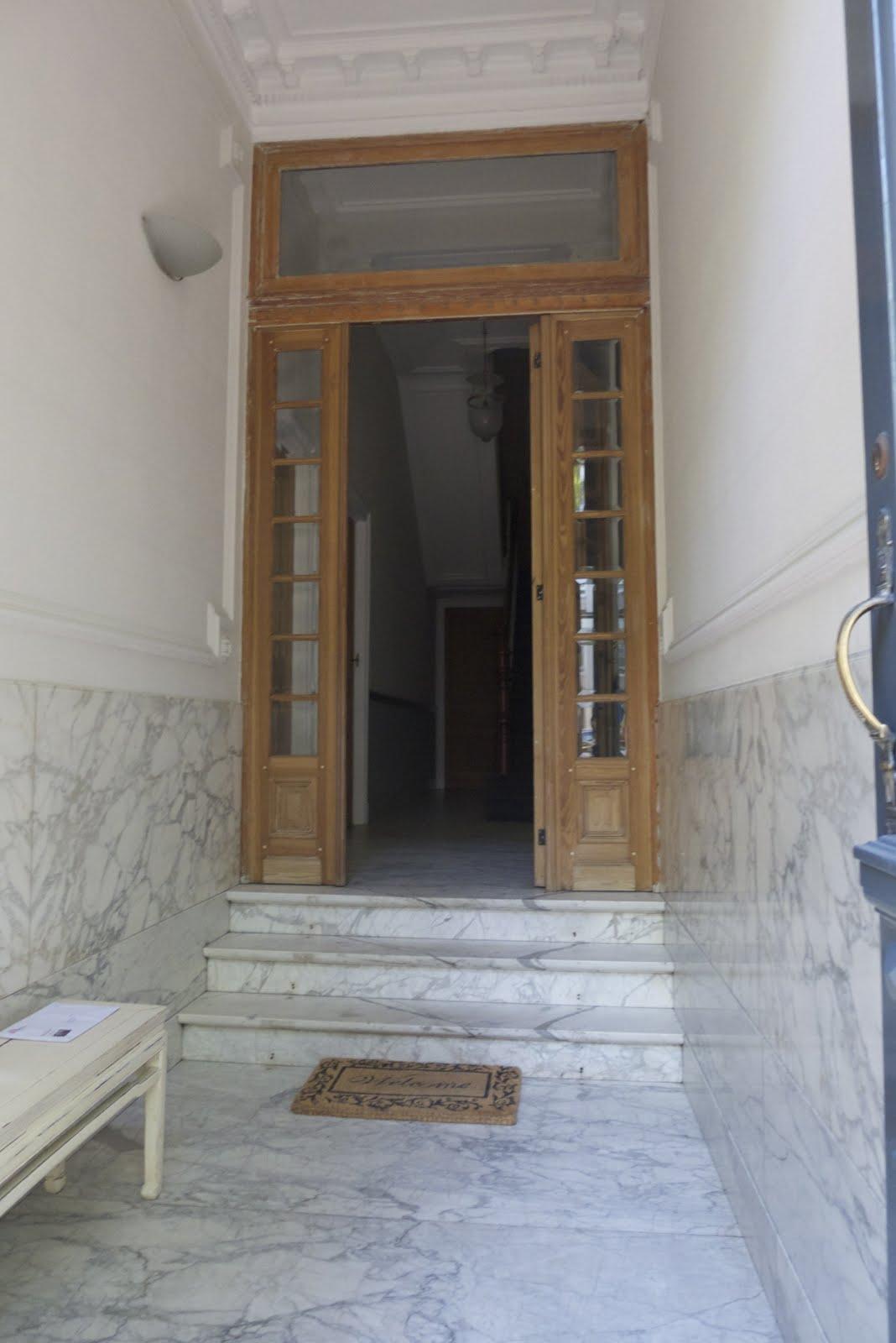 This Is Belgium Front Doors Are Open
