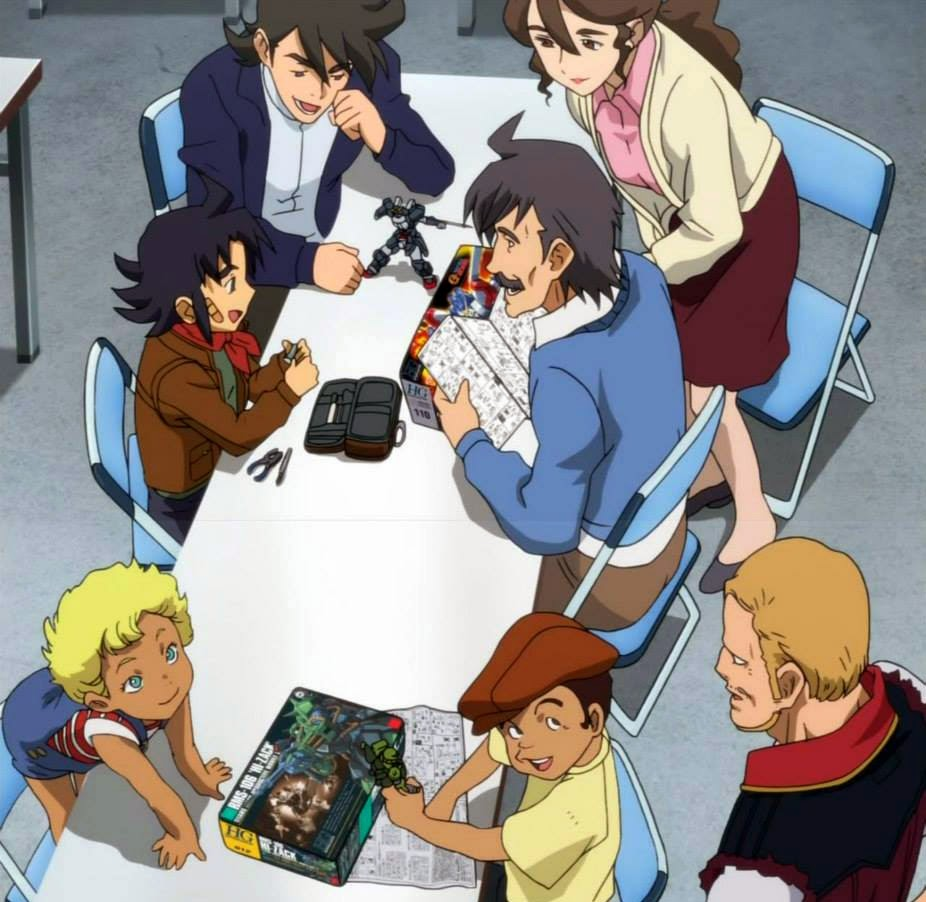 Forums allocin for Domon gundam build fighters try