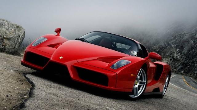 Gambar Mobil Sport Ferrari Enzo 23
