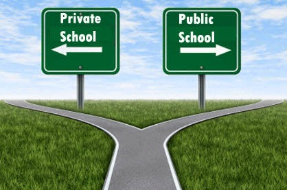the ultimate conspiracy: Public school goes down