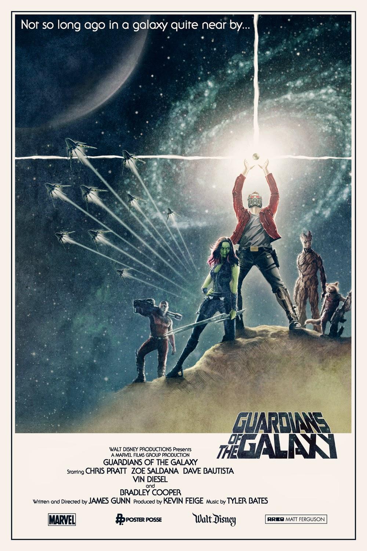 ¡Cartelicos!: Guardianes de la Galaxia