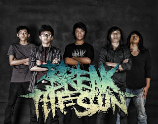 Break The Sun Band Metalcore Jakarta Foto Images Wallpaper Artwork Logo