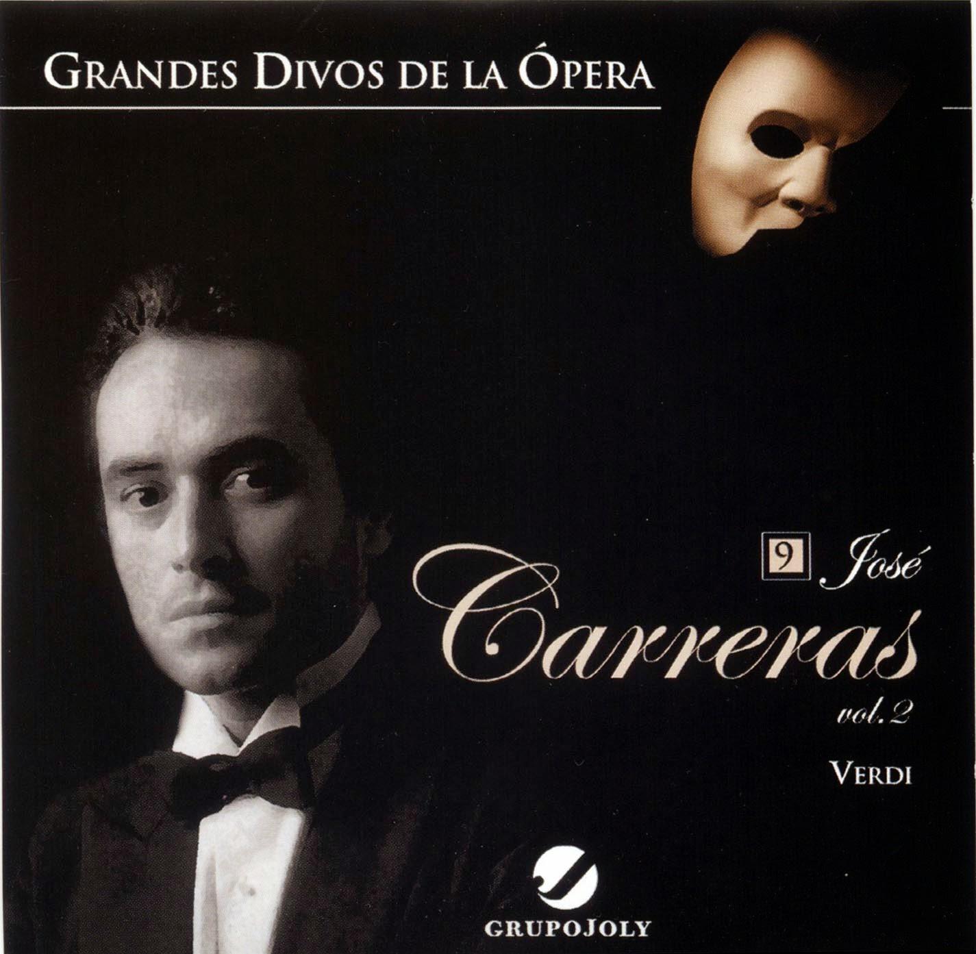 Grandes Divos de la Ópera-cd9-José Carreras-carátula frontal