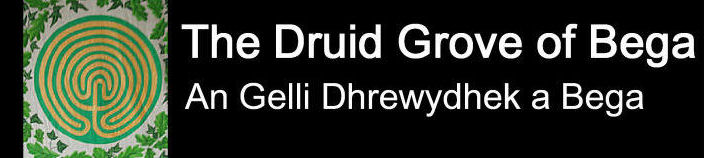 The Druid Grove of Bega