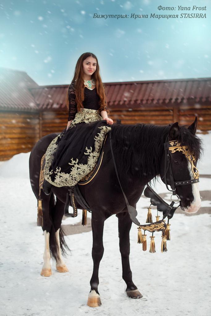 О жизни: Флудилка: Последние дни уходящей зимы! Фотосессия украшений STASIRRA, часть 27, 2015 г.