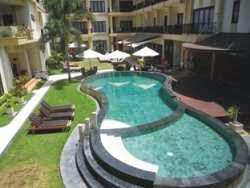 Hotel Bintang 4 di Kuta - Kuta Town Houses