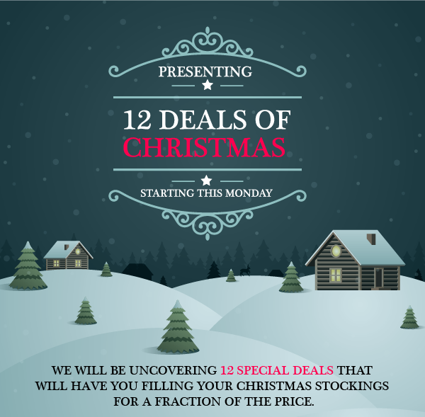 Gary Dobbs at the tainted archive: 12 Deals of Christmas