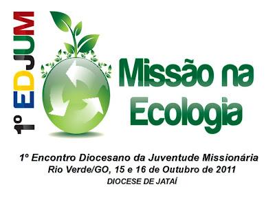 1º Encontro Diocesano da JM - Diocese de Jataí/GO