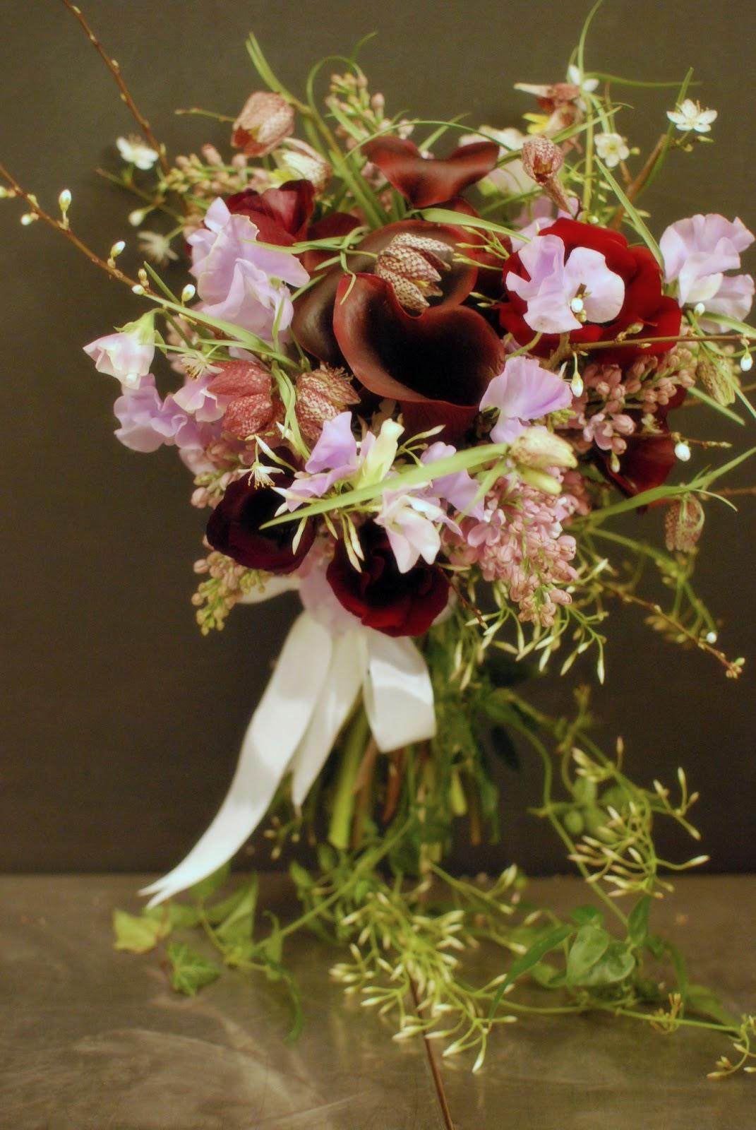Year Calendar 2014 : Flowerschool catherine muller flower